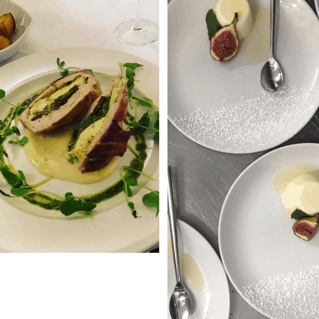 beatson house restaurant cawthorne evening menu